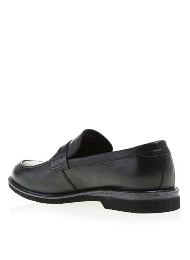 Greyder Greyder Deri Klasik Ayakkabı 0Y1Ka67659 Siyah